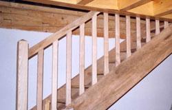 Escaliers et constructions bois
