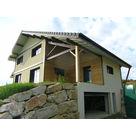 Maison ossature bois à Coponex