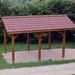 Abri camping de camping-car à St Blaise du Buis