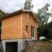 Annexe ossature bois à Domène
