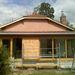 Extension ossature bois et toiture cintrée à Vienne